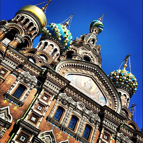 Vistelsestipendier till S:t Petersburg