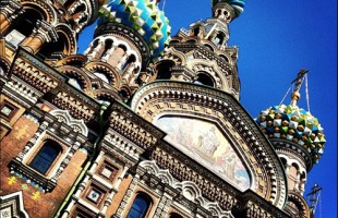 Tre månader i S:t Petersburg