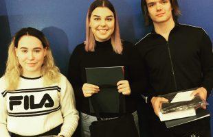 Segern till Lovisa i årets kolumntävling