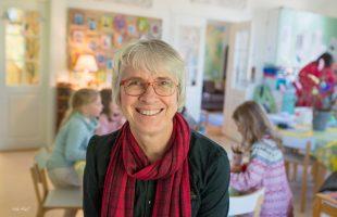 Lillemor Gammelgårds språkutvecklingsarbete belönas