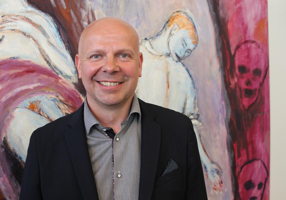 Berndt-Johan Lindström ny utbildningsombudsman
