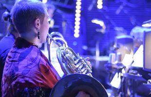 Kulturfonden stöder blåsmusik