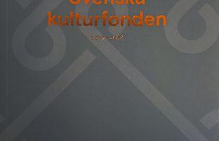 Kulturfondens årsbok 2017-2018