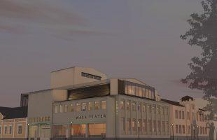 Mer pengar till renoveringen av Wasa Teater
