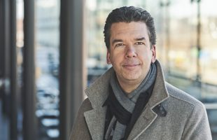 Sebastian Fagerlund får Stora kulturpriset
