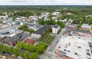 Kulturhuset Fokus får 3,5 miljoner euro
