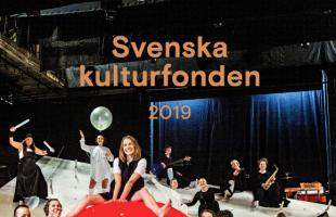 Kulturfondens år 2019 mellan två pärmar