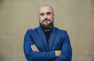 Martin Enroth är vår nya ombudsman i Österbotten