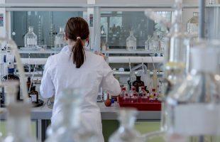 Vi stöder också naturvetenskaplig forskning