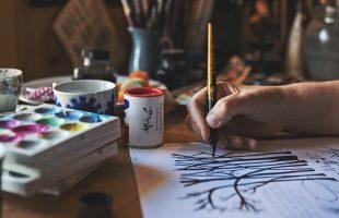 Arbetsstipendier och projektbidrag för konstnärer