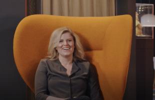 Annika Sucksdorff: Vi satt tysta när ridån gick ner